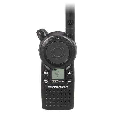Motorola CLS1410 4 Channel UHF Two Way Radio