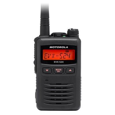 Motorola EVX-S24 Compact Digital DMR UHF Two Way Radio