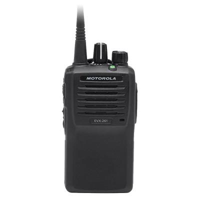 Motorola EVX-261 Digital DMR VHF or UHF Two Way Radio