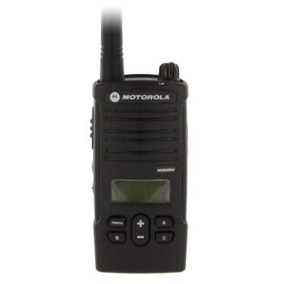 Motorola RDM2080d MURS License Exempt VHF Two Way Radio
