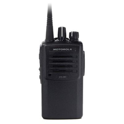 Motorola VX-261 UHF or VHF Two Way Radio