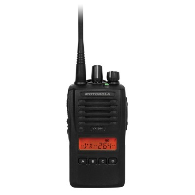 Motorola VX-264 Commercial Two Way Radio