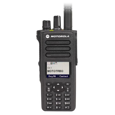 Motorola XPR7550e UHF or VHF Analog or Digital Two Way Radio